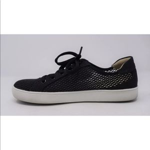 NATURALIZER Black Mesh Morrison 3 Sneakers